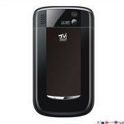 Three SIM Quadband TV FM Dual Camera Qwerty cellphone FREE SHIPPING