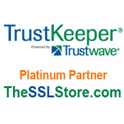 TrustKeeper PCI Compliance SSL Certificates @ $269/yr.