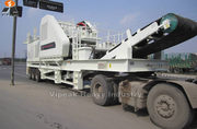 Series Mobile Crusher / Portable crushing plant for sale