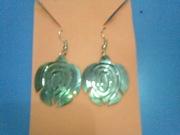 Art handycrafts of Indah creation(Bali)Sea shell necklace