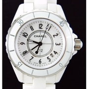 Chanel Watches J12 Ladies Date Quartz Ceramic Best Sale