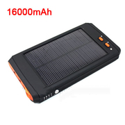 16000mAh solar laptop battery charger,  Solar Panel Charger for Laptop