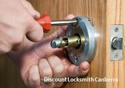 Talk to us for Discount Locksmith in  Canberra