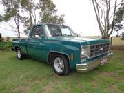 1977 Chevrolet 1977 Chevrolet C10 Cheyenne 350 V8 Auto Pickup Tru
