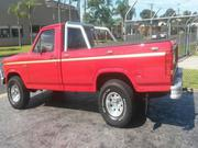 FORD F 100 1985 Ford F100