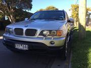 2002 Bmw X5 BMW X5 2002 4.4I SILVER SPORT