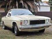Holden 1978 Holden 1978 HZ Ute 4 speed. 202