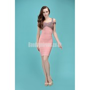 Off Shoulder Bandage Dresses Uk, Sexy Bodycon Bandage Dresses Online -