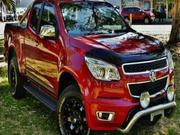 2013 Holden Colorado 2013 Holden Colorado LTZ RG Auto 4x4 MY13