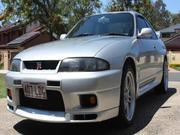 1995 NISSAN skyline 1995 Nissan Skyline GT-R BCNR33 Manual 4WD