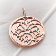 Buy Brand New Handcrafted Mandala Charm in Australia