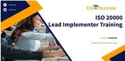 ISO 20000 Lead Implementer Training